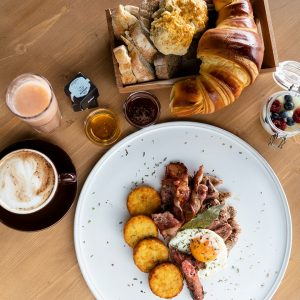 Choupana Caffe – Brunch em Alfama